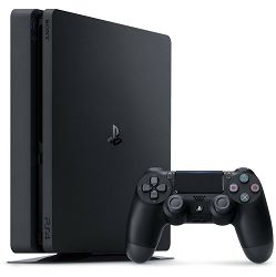 PlayStation 4 500GB Slim D Chassis Black - AKCIJA