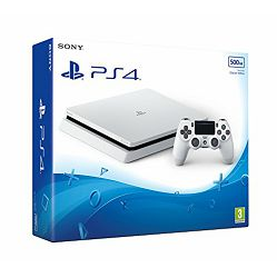 PlayStation 4 500GB Slim E chassis White