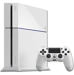 PlayStation 4 500GB White Console C chassis