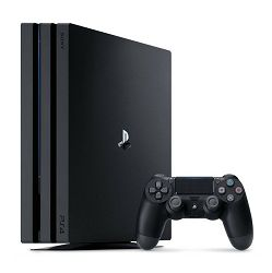 PlayStation 4 Pro 1TB B chassis Black - AKCIJA