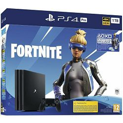 PlayStation 4 Pro 1TB G chassis + Fortnite VCH (2019) - 2000 VBucks