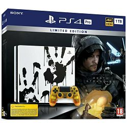 PlayStation 4 Pro 1TB Limited Edition + Death Stranding