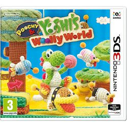 Poochy & Yoshi's Wooly World 3DS