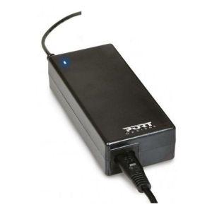 Punjač za laptop Port 900007, 90W, univerzalni s 8 nastavaka