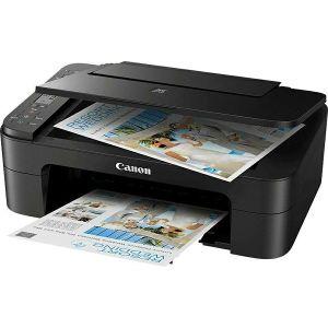 Printer Canon Pixma TS3350, Print, Copy, Scan, Color, A4, A5, B5 - Crni - MAXI PONUDA