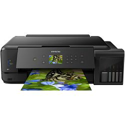 Printer Epson EcoTank L7180, CISS, printer, kopirka, skener, USB, RJ45, WiFi, A3