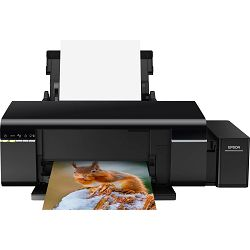 Printer Epson EcoTank L805, CISS, photo printer, kopirka, USB, WiFi, A4
