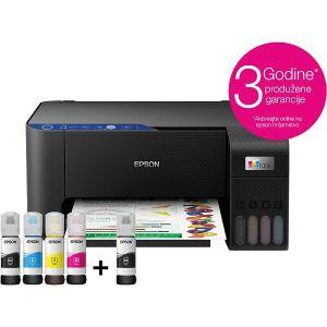 Printer Epson EcoTank L3251, ispis, kopirka, skener, WiFi, USB, A4  - BEST BUY