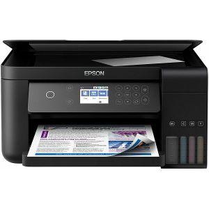 Printer Epson EcoTank L6160, ispis, kopirka, skener, CISS, Duplex, USB, WiFi, Ethernet, A4 - PROMO