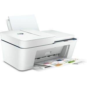 Printer HP DeskJet Plus 4130 All-in-One, 7FS77B, pisač, skener, kopirka, fax, WiFi, USB, A4