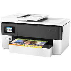 Printer HP Officejet 7720 All in one, Y0S18A, Wireless, print, copy, scan, fax, Multitasking, A3