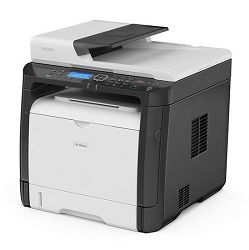 Printer RICOH SP 325 SNW, Mono Laser MFWith Duplex, Network & WiFi, Print,  Scan,  Copy, A4