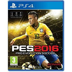Pro Evolution Soccer 2016 D1 PS4 - Exclusive My Club Content