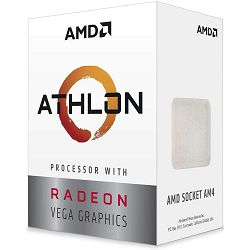Procesor AMD Athlon 200GE, 3200 MHz, Socket AM4 YD200GC6FBBOX