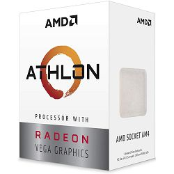 Procesor AMD Athlon 3000G, 3500 MHz, Socket AM4 YD3000C6FHBOX - MAXI PONUDA