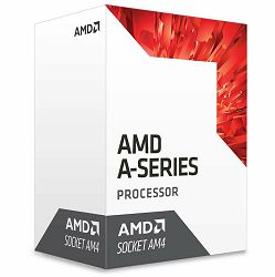 Procesor AMD Bristol A6 9500 up to 3.8GHz, AM4, Radeon R7 Series, box