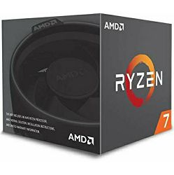 Procesor AMD Ryzen 7 8C/16T 2700 MAX (4.1GHz,20MB,65W,AM4) box, with Wraith Max thermal solution