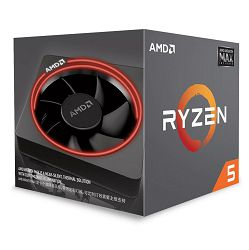 Procesor AMD Desktop Ryzen 5 2600X MAX (4.25GHz,19MB,95W,AM4) box, with Wraith Max thermal solution