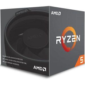Procesor AMD Ryzen 5 1600 (6C/12T, 3.6GHz, 19MB, AM4) YD1600BBAEBOX