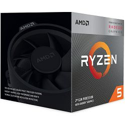Procesor AMD Ryzen 5 3400G, with Wraith Spire cooler