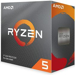 Procesor AMD Ryzen 5 3500X (6C/6T, 4.1GHz, 32MB, AM4)