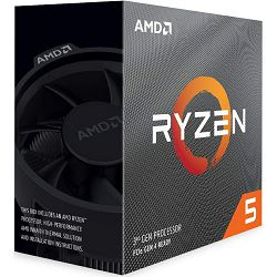 Procesor AMD Ryzen 5 3600 (6C/12T, 4.2GHz, 32MB, AM4), with Wraith Stealth cooler - BEST BUY