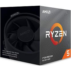 Procesor AMD Ryzen 5 3600X (6C/12T, 4.4GHz, 32MB, AM4), with Wraith Spire cooler - PROMO