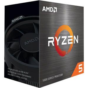 Procesor AMD Ryzen 5 5600X (6C/12T, 4.6GHz, 32MB, AM4), 100-100000065BOX