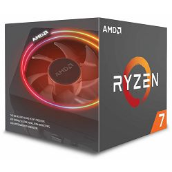 Procesor AMD Ryzen 7 2700X Processor with Wraith Prism LED Cooler - YD270XBGAFBOX