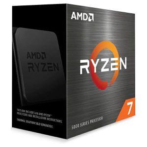 Procesor AMD Ryzen 7 5800X (8C/16T, 4.7GHz, 32MB, AM4), 100-100000063WOF