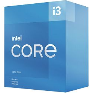 Procesor Intel Core i3-10105F (4.4GHz, 6MB, LGA1200), BX8070110105F