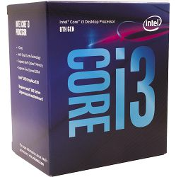 Procesor Intel Core i3 8300 (3.7GHz 8MB LGA1151) box BX80684I38300SR3XY