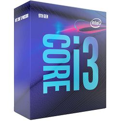 Procesor Intel Core i3-9100 (3.6GHz, 6MB, LGA1151) box BX80684I39100SRCZV