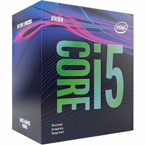 Procesor Intel Core i5-9400F (2.9GHz 9MB LGA1151), BX80684I59400FSRF6M -Tray - bez cpu hladnjaka