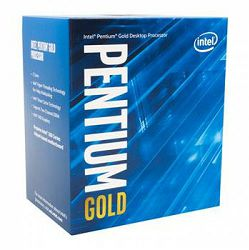 Procesor Intel Desktop Pentium Gold G5400 (3.7GHz, 4MB, LGA1151) box