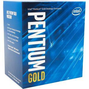 Procesor Intel® Pentium® Gold G6400 4.00 GHz ,LGA1200 ,BX80701G6400