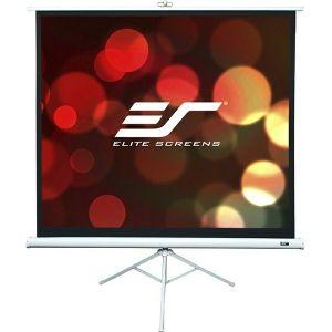 Projekcijsko platno EliteScreens sa stalkom, 203x203cm, bijelo