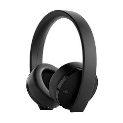 Slušalice Sony PS4 Wireless Gold Headset Black