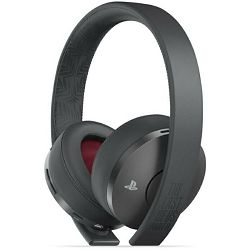PS4 Wireless Gold Headset Black The Last of Us Part II Limited Edition