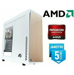 Računalo INSTAR Gamer Omnius GT, AMD X4 860K 3.7GHz, 8GB, 240GB SSD, AMD Radeon RX560 2GB DDR5, 5 god jamstvo