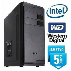 Računalo INSTAR Manager J9000 Win, Intel Quad-Core up to 2.42GHz, 4GB DDR3, 240GB SSD, Intel HD Graphics, Win 10 Home, 5 god jamstvo