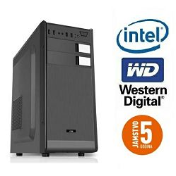 Računalo INSTAR Master G3260, Intel Pentium 3.3GHz, 4GB, 500GB, Intel HD Graphics, DVD-RW, 5 god jamstvo