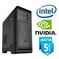 Računalo INSTAR Play i3, Intel Core i3-4170 3.70GHz, 4GB, 500GB, GeForce GT730 1GDDR3, 5 god jamstvo