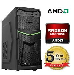 Računalo INSTAR Play A8 7670K, AMD A8 7670K 3.9GHz Turbo, 8GB, 1TB, Radeon TM HD 8570D, DVD-RW, 5 god jamstvo