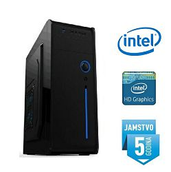 Računalo INSTAR Starter J9000, Intel Quad-Core up to 2.42GHz, Intel HD Graphics, 4GB, 500GB HDD, 5 god jamstvo - AKCIJA