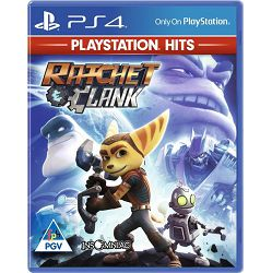 Ratchet and Clank PS4 HITS