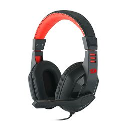 Slušalice REDRAGON ARES H120, Wired Over Ear, Gaming with Mic Built-in Noise Reduction, for PC, Laptop, Tablet, PS4, Xbox One