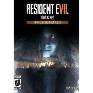 Resident Evil VII (7) Biohazard GOLD STEAM CD Key
