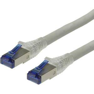 Kabel Roline VALUE S/FTP (PIMF) mrežni Cat.6a (LSOH), sivi, 30m