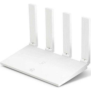 Router Huawei WS5200-21 AC1200, WiFi 5, 2.4GHz-300Mbps/5GHz-867Mbps, 4xLAN, 1xWAN, 4 vanjskih antena  - MAXI PONUDA
